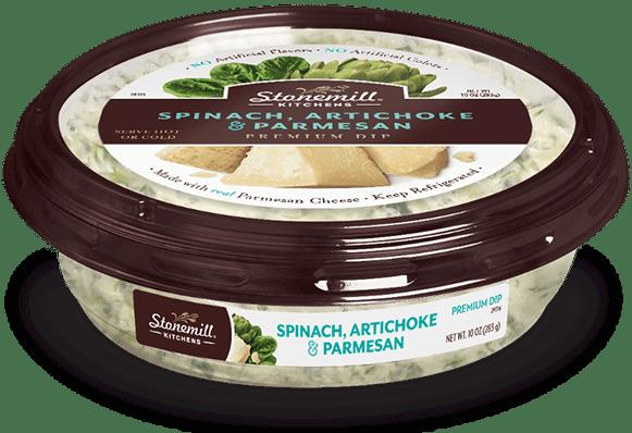 Costco Spinach Artichoke Parmesan Dip