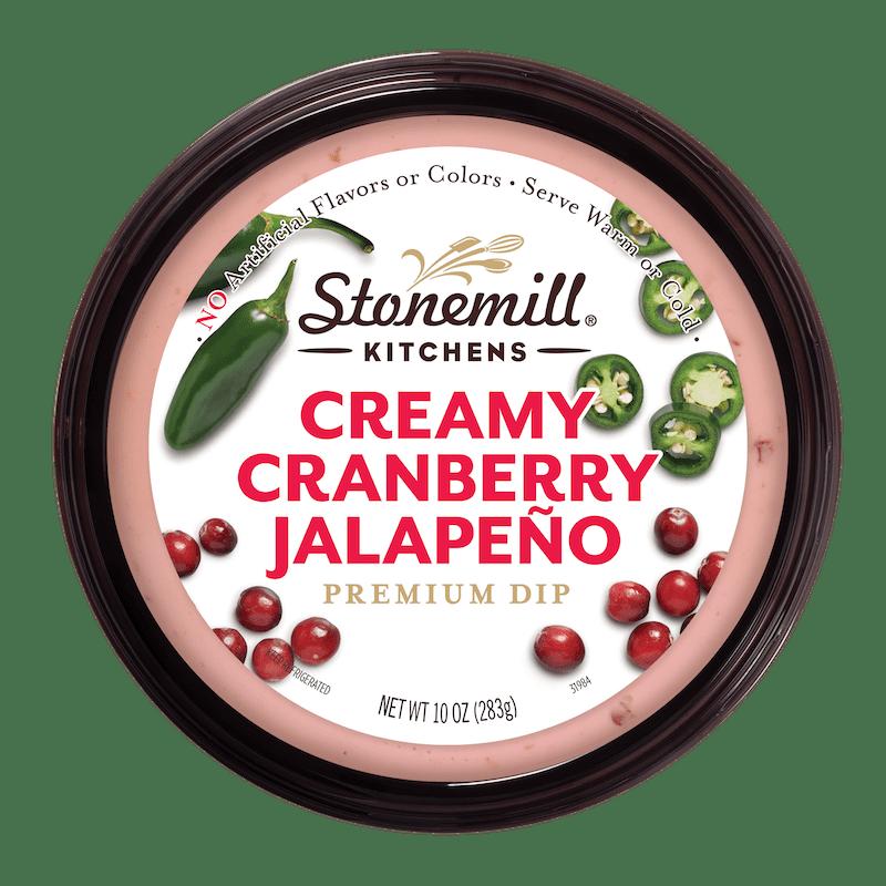 Creamy Cranberry Jalapeno