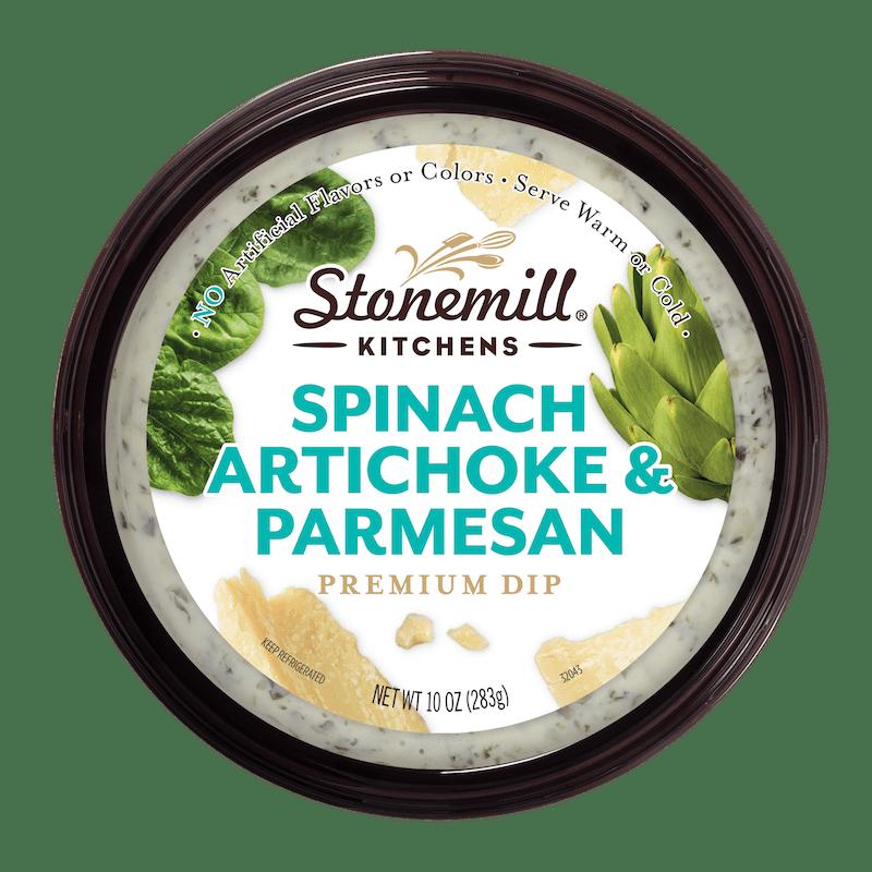 Spinach Artichoke & Parmesan