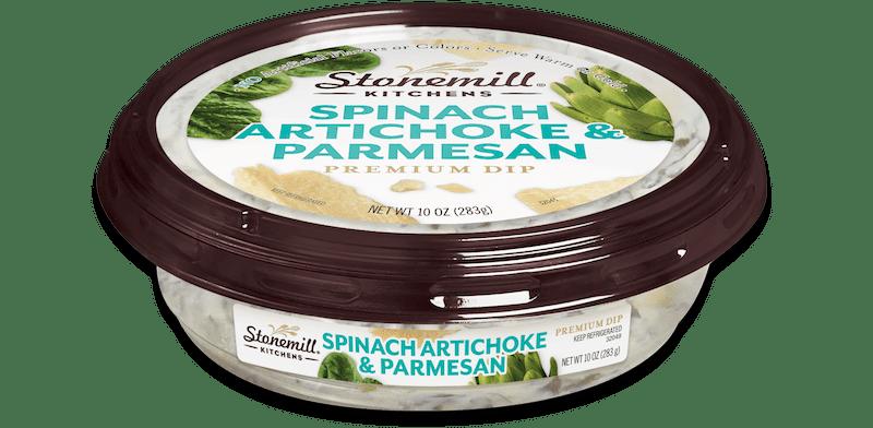 Spinach Artichoke Parmesan Premium Dip Stonemill Kitchens